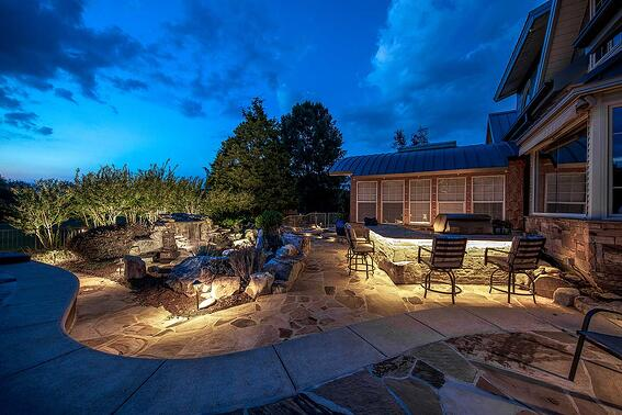 Davis-Backyard-Living-Space-Lighting