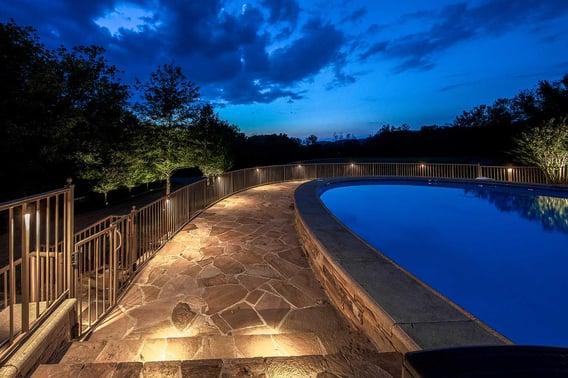 Davis-Pool-Lighting