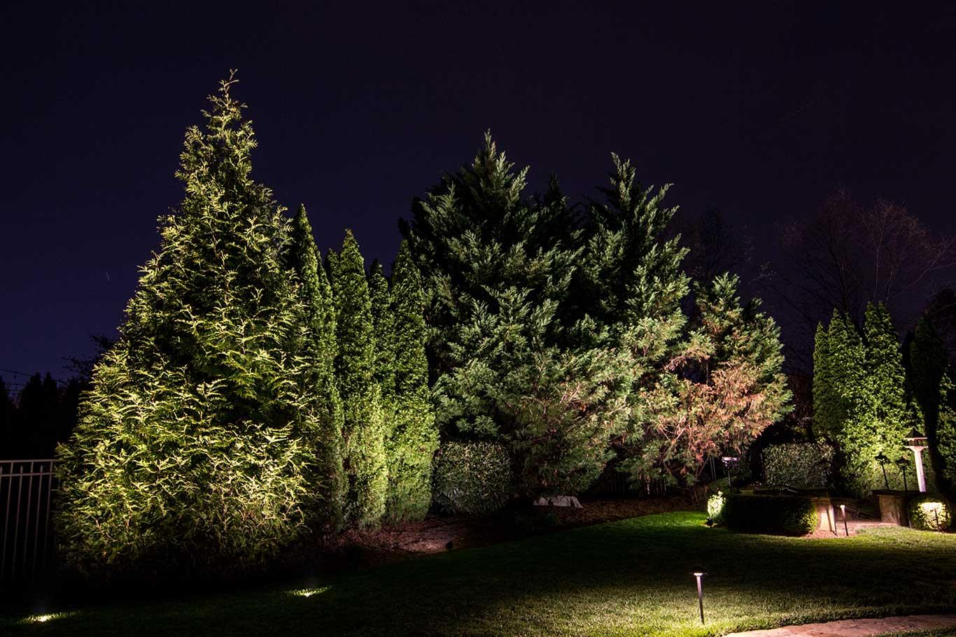 Perimeter lighting