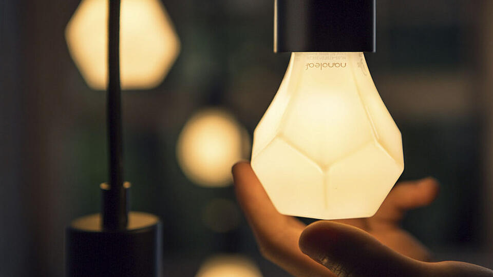 LED gem lightbulb