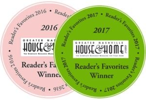 Light Up Nashville House and Home Awards