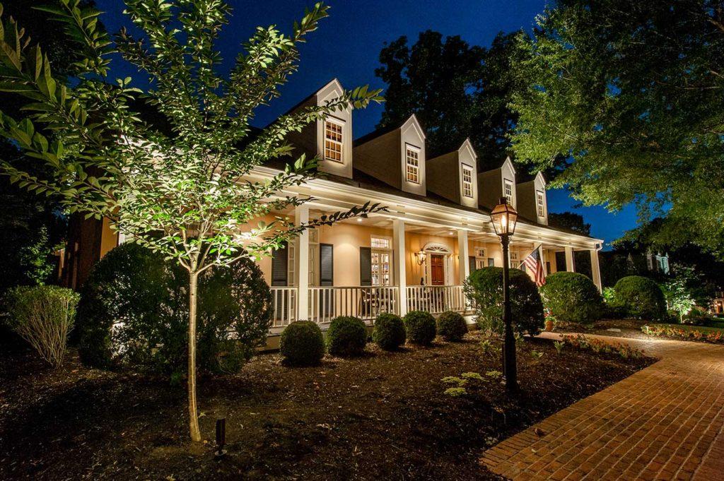 nashville home outdoor lighting