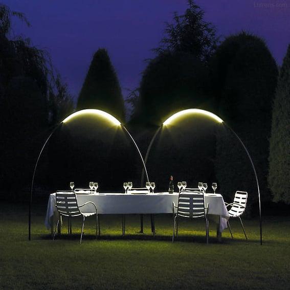 Haley LED Lighting Arch