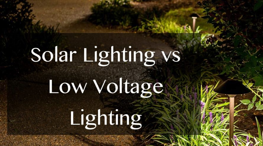 Why Outdoor Solar Lighting Might Not Be the Best Choice