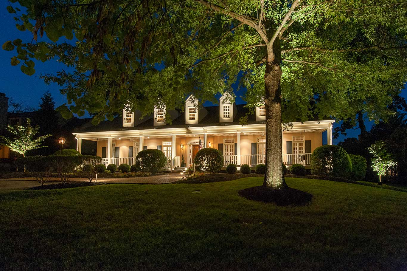 How to Light Your Home and Property for Security